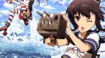 Kantai Collection KanColle เรือรบโมเอะ