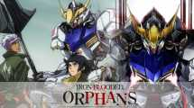 Mobile Suit Gundam: Iron-Blooded Orphans ภาค1
