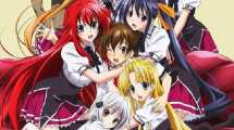 High School DxD BorN ภาค 3